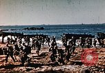 Image of battle of Iwo Jima Iwo Jima, 1945, second 5 stock footage video 65675056750