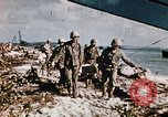 Image of battle of Iwo Jima Iwo Jima, 1945, second 1 stock footage video 65675056751