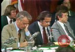 Image of Alexander Butterfield testifies Washington DC USA, 1973, second 4 stock footage video 65675056774