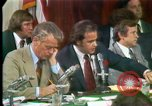 Image of Alexander Butterfield testifies Washington DC USA, 1973, second 5 stock footage video 65675056774