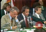 Image of Alexander Butterfield testifies Washington DC USA, 1973, second 6 stock footage video 65675056774