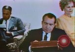 Image of President Richard Nixon Washington DC USA, 1974, second 4 stock footage video 65675056786