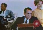 Image of President Richard Nixon Washington DC USA, 1974, second 5 stock footage video 65675056786