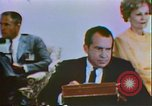 Image of President Richard Nixon Washington DC USA, 1974, second 8 stock footage video 65675056786