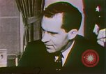 Image of President Richard Nixon Washington DC USA, 1972, second 8 stock footage video 65675056789