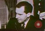 Image of President Richard Nixon Washington DC USA, 1972, second 9 stock footage video 65675056789