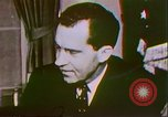 Image of President Richard Nixon Washington DC USA, 1972, second 10 stock footage video 65675056789