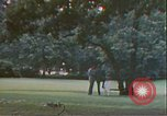 Image of President Richard Nixon Washington DC USA, 1972, second 10 stock footage video 65675056790