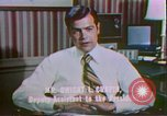 Image of President Richard Nixon Washington DC USA, 1972, second 2 stock footage video 65675056791
