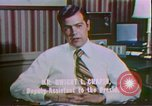 Image of President Richard Nixon Washington DC USA, 1972, second 6 stock footage video 65675056791