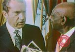Image of President Richard Nixon United States USA, 1972, second 4 stock footage video 65675056801