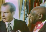 Image of President Richard Nixon United States USA, 1972, second 5 stock footage video 65675056801