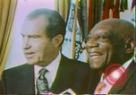 Image of President Richard Nixon United States USA, 1972, second 7 stock footage video 65675056801
