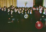 Image of President Richard Nixon and the Arts United States USA, 1972, second 8 stock footage video 65675056803