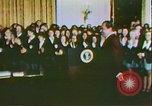 Image of President Richard Nixon and the Arts United States USA, 1972, second 10 stock footage video 65675056803