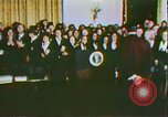 Image of President Richard Nixon and the Arts United States USA, 1972, second 12 stock footage video 65675056803