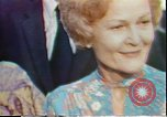 Image of First Lady Patricia Nixon United States USA, 1972, second 3 stock footage video 65675056806