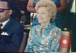Image of First Lady Patricia Nixon United States USA, 1972, second 4 stock footage video 65675056806