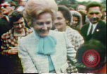 Image of First Lady Patricia Nixon United States USA, 1972, second 5 stock footage video 65675056806