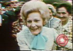 Image of First Lady Patricia Nixon United States USA, 1972, second 6 stock footage video 65675056806