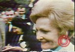 Image of First Lady Patricia Nixon United States USA, 1972, second 7 stock footage video 65675056806