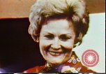 Image of First Lady Patricia Nixon United States USA, 1972, second 8 stock footage video 65675056806
