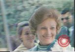 Image of First Lady Patricia Nixon United States USA, 1972, second 10 stock footage video 65675056806