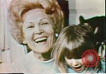 Image of First Lady Patricia Nixon United States USA, 1972, second 7 stock footage video 65675056808