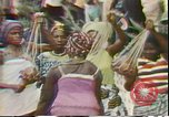 Image of First Lady Patricia Nixon Africa, 1972, second 2 stock footage video 65675056811