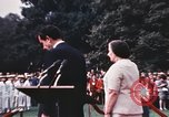 Image of Israeli Prime Minister Golda Meir Washington DC USA, 1969, second 2 stock footage video 65675056817