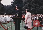 Image of Israeli Prime Minister Golda Meir Washington DC USA, 1969, second 3 stock footage video 65675056817