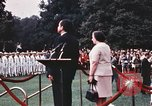 Image of Israeli Prime Minister Golda Meir Washington DC USA, 1969, second 4 stock footage video 65675056817