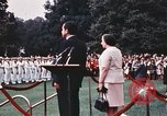 Image of Israeli Prime Minister Golda Meir Washington DC USA, 1969, second 6 stock footage video 65675056817
