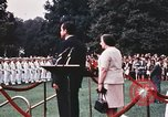 Image of Israeli Prime Minister Golda Meir Washington DC USA, 1969, second 9 stock footage video 65675056817