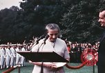 Image of Israeli Prime Minister Golda Meir Washington DC USA, 1969, second 3 stock footage video 65675056818