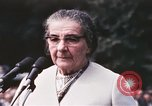 Image of Israeli Prime Minister Golda Meir Washington DC USA, 1969, second 11 stock footage video 65675056818