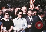 Image of Israeli Prime Minister Golda Meir Washington DC USA, 1969, second 4 stock footage video 65675056819