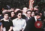 Image of Israeli Prime Minister Golda Meir Washington DC USA, 1969, second 5 stock footage video 65675056819