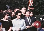 Image of Israeli Prime Minister Golda Meir Washington DC USA, 1969, second 12 stock footage video 65675056819