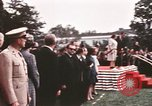 Image of Israeli Prime Minister Golda Meir Washington DC USA, 1969, second 1 stock footage video 65675056823
