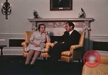 Image of Israeli Prime Minister Golda Meir Washington DC USA, 1969, second 5 stock footage video 65675056824