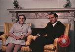 Image of Israeli Prime Minister Golda Meir Washington DC USA, 1969, second 12 stock footage video 65675056824