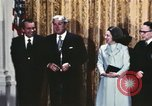 Image of John Connally Washington DC USA, 1971, second 7 stock footage video 65675056827