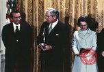 Image of John Connally Washington DC USA, 1971, second 8 stock footage video 65675056827
