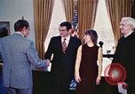 Image of Peter G Peterson Washington DC USA, 1972, second 12 stock footage video 65675056828