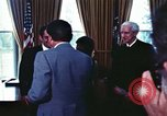 Image of Peter G Peterson Washington DC USA, 1972, second 2 stock footage video 65675056829