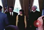 Image of Peter G Peterson Washington DC USA, 1972, second 3 stock footage video 65675056829