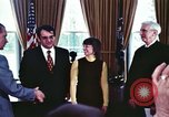 Image of Peter G Peterson Washington DC USA, 1972, second 4 stock footage video 65675056829