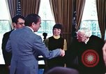Image of Peter G Peterson Washington DC USA, 1972, second 5 stock footage video 65675056829