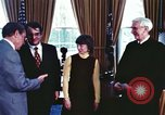 Image of Peter G Peterson Washington DC USA, 1972, second 8 stock footage video 65675056829